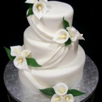 Elegant Wedding Cake Noosa