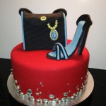 Shoe Handbag Birthday Cake Noosa