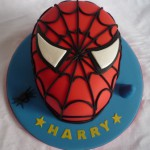 Spiderman Cake Noosa