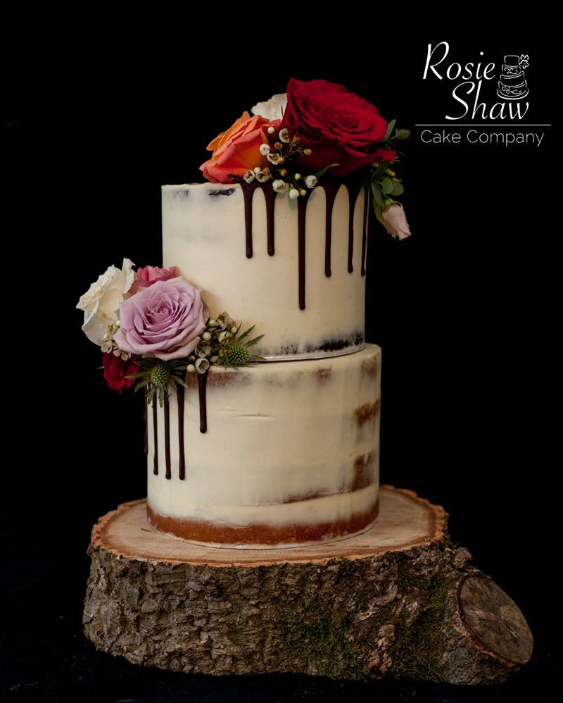Popular Bohemian Style Wedding Cake Trends for 2018 – Sugar